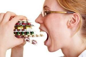 Лекарства в капсулах, помогающие избавиться от поноса