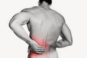 Чёрный кал и боль в пояснице - советы врачей на каждый день