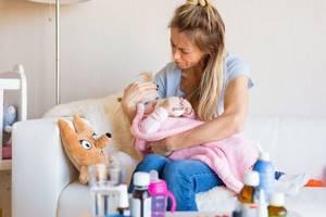 ОРВИ у ребенка - советы врачей на каждый день