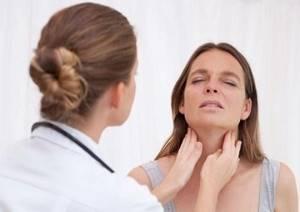 Ком в области яремной ямки - советы врачей на каждый день
