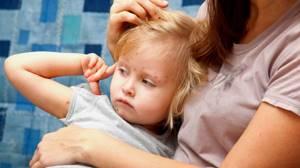 Почему ребенок иногда плачет до рвоты - советы врачей на каждый день