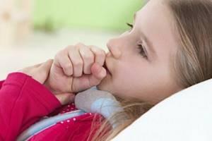 Кашель у ребенка без соплей и температуры - советы врачей на каждый день
