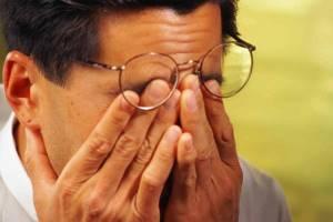 Покраснение глаз и чихание - советы врачей на каждый день