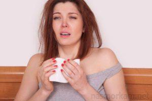 Почему отекает нос утром - советы врачей на каждый день
