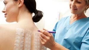 Аллергия.Краснота во все лицо - советы врачей на каждый день
