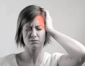 Боль в правом виске - советы врачей на каждый день