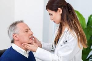 Длительно увеличены лимфоузлы - советы врачей на каждый день