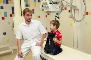 Ренген головы ребенку - советы врачей на каждый день
