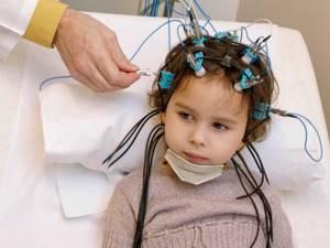 ЭЭГ результаты ребенка 1год11мес - советы врачей на каждый день