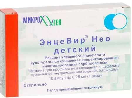 Прививка от энцефалита фирмы Baxter - советы врачей на каждый день