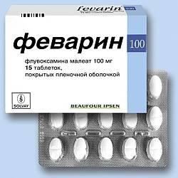 Замена Феварина на Эсциталопрам - советы врачей на каждый день