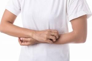 Высыпаня на коже рук тыльная сторона сильный зуд и коже лица зуд сухость кожи - советы врачей на каждый день