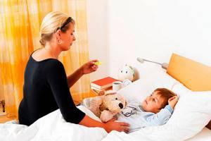 Никогда не болела детскими болезнями - советы врачей на каждый день